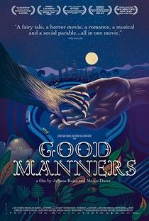 As Boas Maneiras - Poster / Capa / Cartaz - Oficial 5