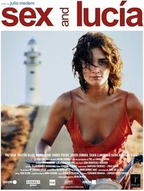 Lúcia e o Sexo - Poster / Capa / Cartaz - Oficial 6