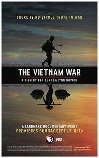 A Guerra do Vietnã - Poster / Capa / Cartaz - Oficial 1