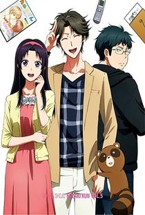 Gekkan Shoujo Nozaki-kun - Poster / Capa / Cartaz - Oficial 8