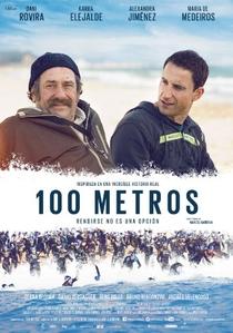 100 metros - Poster / Capa / Cartaz - Oficial 3