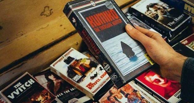 Como seriam os filmes de hoje se fossem VHS?