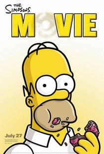 Os Simpsons: O Filme - Poster / Capa / Cartaz - Oficial 2
