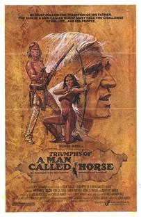 O Triunfo de Um Homem Chamado Cavalo - Poster / Capa / Cartaz - Oficial 1
