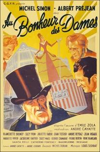 Au Bonheur des Dames - Poster / Capa / Cartaz - Oficial 1