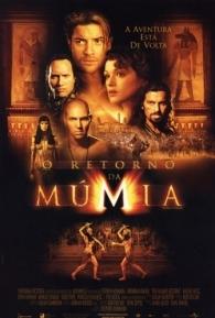 O Retorno da Múmia - Poster / Capa / Cartaz - Oficial 3