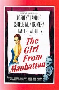 A Garota de Nova York - Poster / Capa / Cartaz - Oficial 1