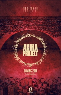 Projeto Akira - Poster / Capa / Cartaz - Oficial 2