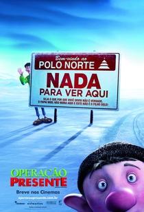 Operação Presente - Poster / Capa / Cartaz - Oficial 3