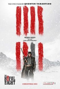 Os Oito Odiados - Poster / Capa / Cartaz - Oficial 13