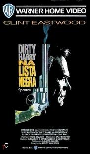 Dirty Harry na Lista Negra - Poster / Capa / Cartaz - Oficial 2