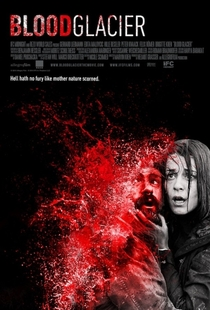 Geleira Sangrenta - Poster / Capa / Cartaz - Oficial 1