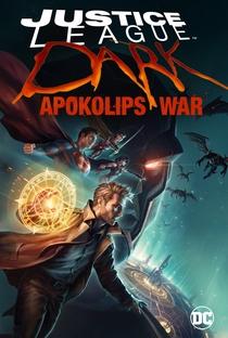 Liga da Justiça Sombria: Guerra de Apokolips - Poster / Capa / Cartaz - Oficial 1