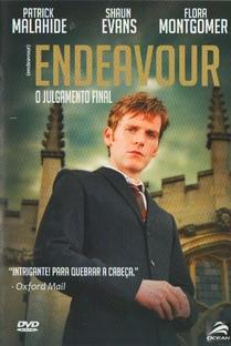 Endeavour - O Julgamento Final - Poster / Capa / Cartaz - Oficial 2