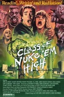 Class of Nuke'Em High - Poster / Capa / Cartaz - Oficial 2
