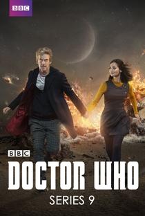 Doctor Who (9ª Temporada) - Poster / Capa / Cartaz - Oficial 1