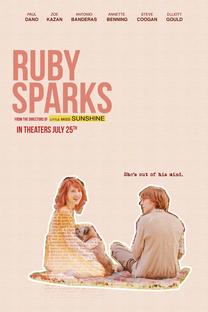 Ruby Sparks - A Namorada Perfeita - Poster / Capa / Cartaz - Oficial 3