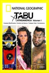 Tabu América Latina - Mudança de Gênero (1ª T. 2° E.) - Poster / Capa / Cartaz - Oficial 1