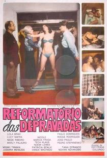Reformatório das Depravadas - Poster / Capa / Cartaz - Oficial 1