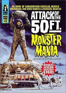 Attack of the 50 Foot Monster Mania - Poster / Capa / Cartaz - Oficial 1