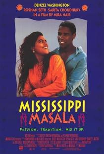 Mississippi Masala - Poster / Capa / Cartaz - Oficial 1