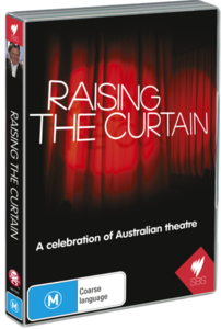 Raising the Curtain - Poster / Capa / Cartaz - Oficial 1