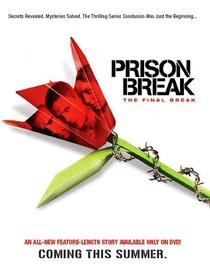 Prison Break - O Resgate Final - Poster / Capa / Cartaz - Oficial 1