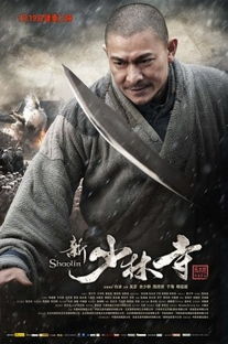Shaolin - Poster / Capa / Cartaz - Oficial 3