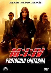Missão: Impossível - Protocolo Fantasma - Poster / Capa / Cartaz - Oficial 7