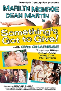 Something's Got to Give - Poster / Capa / Cartaz - Oficial 1