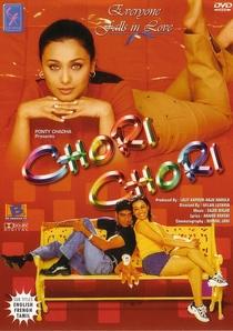 Chori Chori - Poster / Capa / Cartaz - Oficial 1