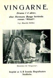 Vingarne - Poster / Capa / Cartaz - Oficial 1