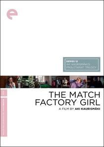 A Garota da Fábrica de Fósforos - Poster / Capa / Cartaz - Oficial 2