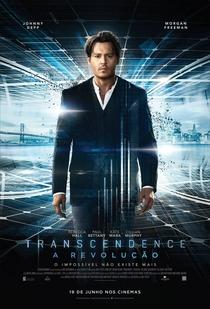 Transcendence - A Revolução - Poster / Capa / Cartaz - Oficial 5