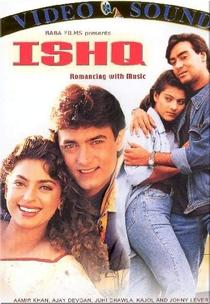 Ishq - Poster / Capa / Cartaz - Oficial 1