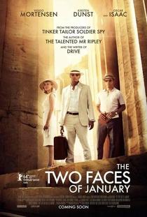 As Duas Faces de Janeiro - Poster / Capa / Cartaz - Oficial 1