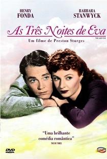 As Três Noites de Eva - Poster / Capa / Cartaz - Oficial 4