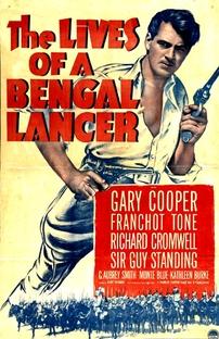 Lanceiros da Índia - Poster / Capa / Cartaz - Oficial 5