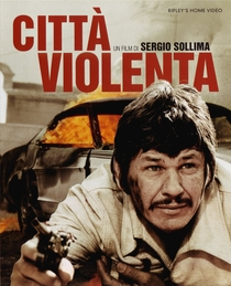 Cidade Violenta - Poster / Capa / Cartaz - Oficial 1