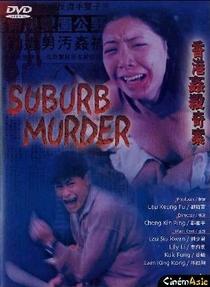 Suburb Murder - Poster / Capa / Cartaz - Oficial 2