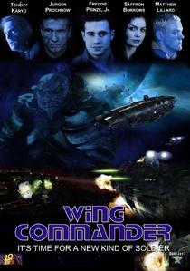 Wing Commander - A Batalha Final - Poster / Capa / Cartaz - Oficial 2