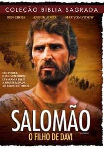 Salomão - Poster / Capa / Cartaz - Oficial 4