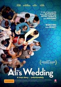 O Casamento de Ali - Poster / Capa / Cartaz - Oficial 1