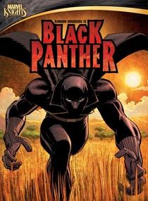 Pantera Negra (1ª Temporada) - Poster / Capa / Cartaz - Oficial 1