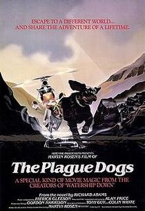 The Plague Dogs - Poster / Capa / Cartaz - Oficial 2