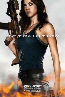 G.I. Joe: Retaliação - Poster / Capa / Cartaz - Oficial 5