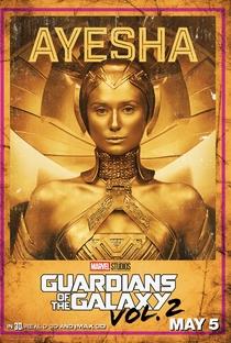 Guardiões da Galáxia Vol. 2 - Poster / Capa / Cartaz - Oficial 13