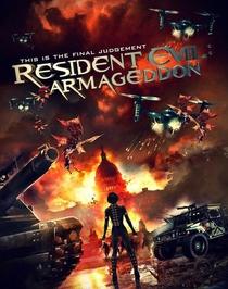 Resident Evil 6 - O Capítulo Final - Poster / Capa / Cartaz - Oficial 5
