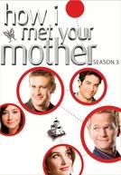 Como Eu Conheci Sua Mãe (3ª Temporada) (How I Met Your Mother (Season 3))