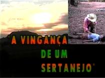 A Vingança de um Sertanejo  - Poster / Capa / Cartaz - Oficial 1